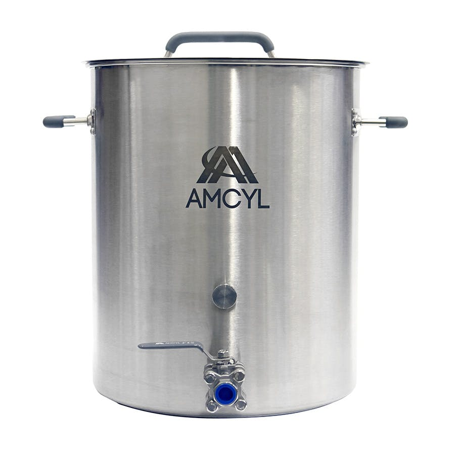NEW! AMCYL 10 and 15 Gallon Professional Grade Brew Kettles Brew pot sold by All Safe Global, Inc.