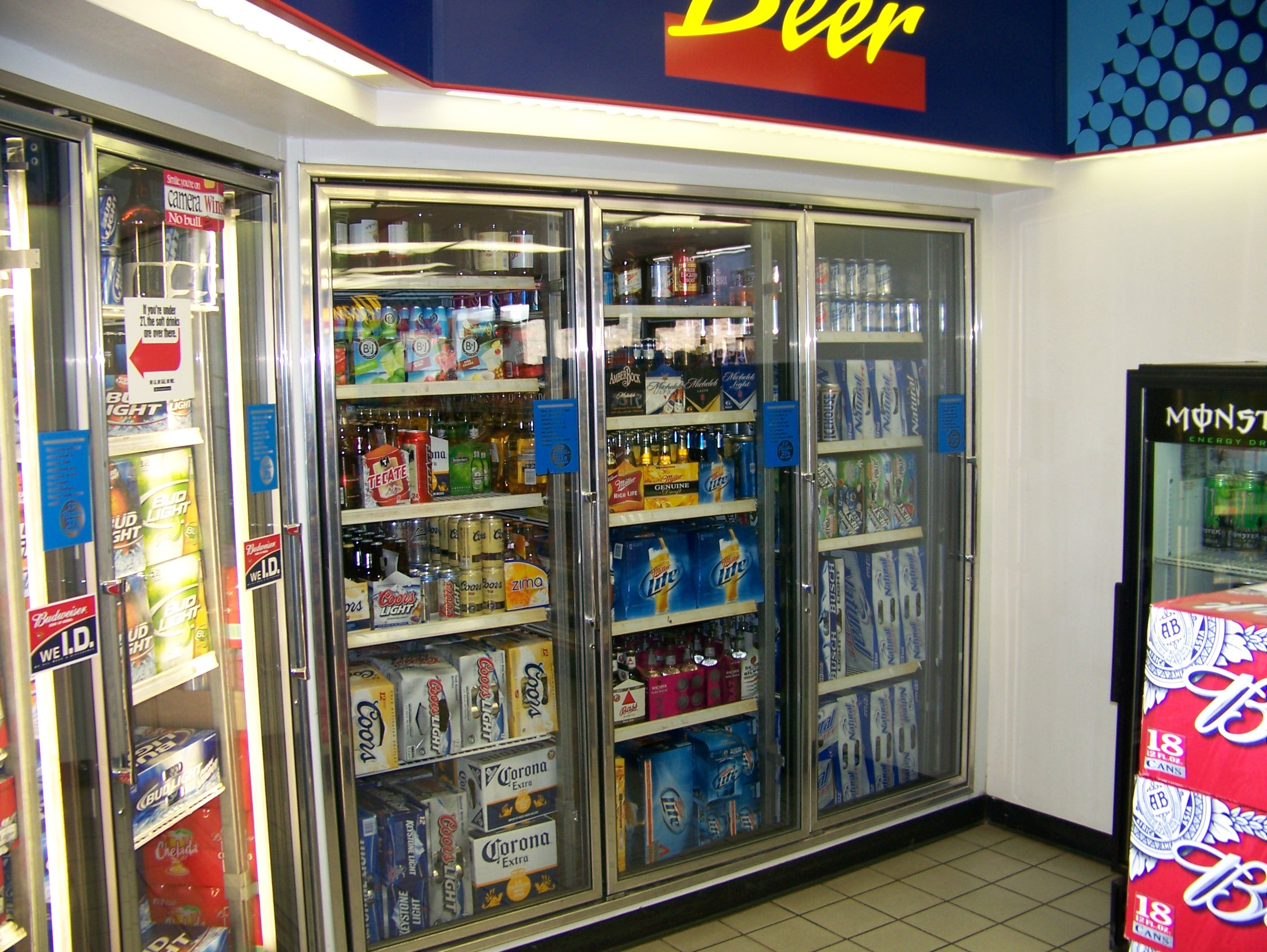Display Coolers and Freezer with Endless Possibilities of Walk in Boxes Walk in cooler sold by American Walk in Coolers