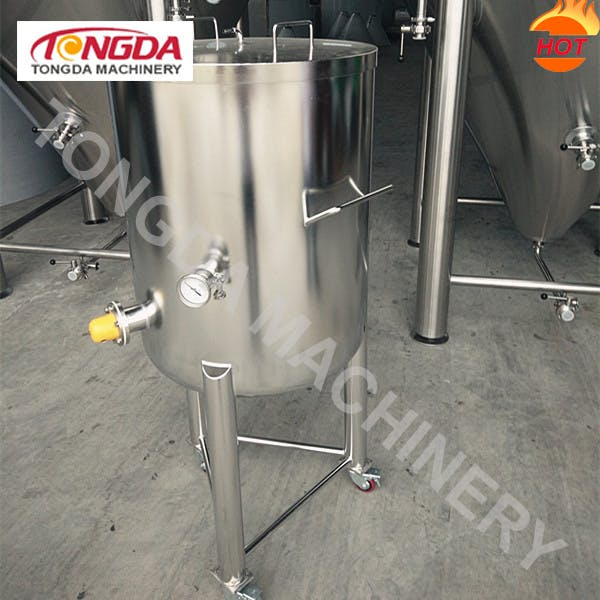 250L CIP Heated Tank CIP system sold by TD Machinery Co., Ltd.