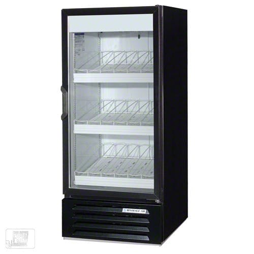 "Beverage Air - LV10-1 24"" Glass Door Merchandiser Commercial refrigerator sold by Food Service Warehouse"