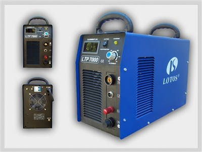 LOTOS LTP7000 Pilot Arc IGBT 70Amp Plasma Cutter Plasma cutter sold by LOTOS Technology