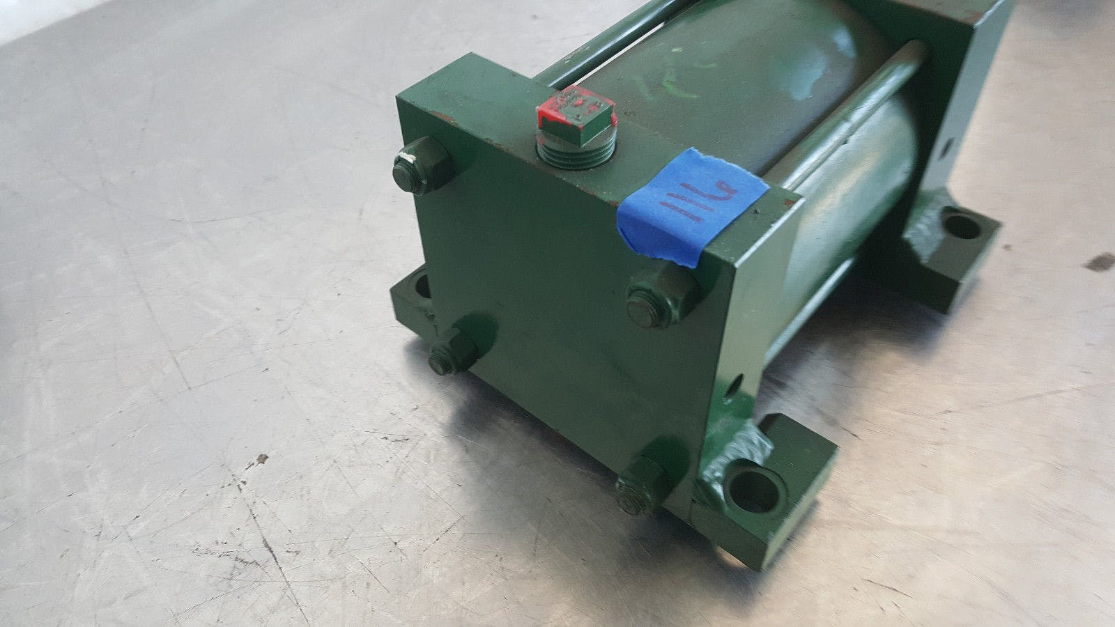 Peninsular 04.00 CP1400 3.000 250 Psi Air Pneumatic Cylinder New - sold by Jak's Restaurant Supply