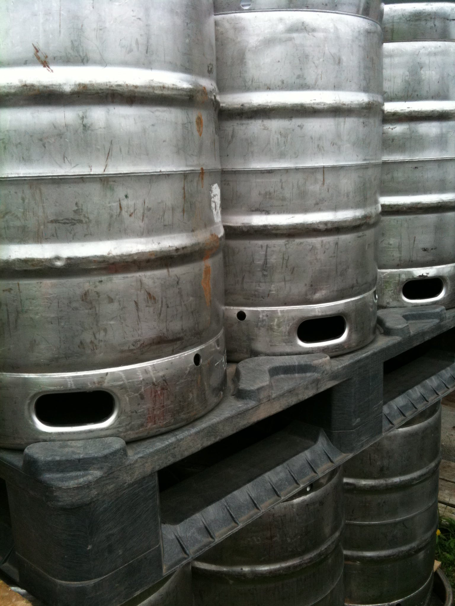 1/2 Keg Used Keg sold by Lawson Kegs