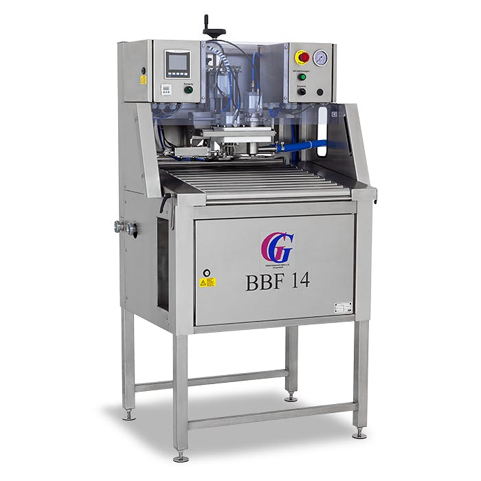 Bag in Box Filler BBF14 - sold by Mobile Juice Factory