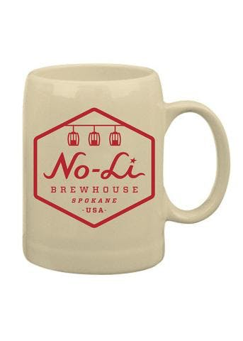 22 OZ. CERAMIC STEIN #919 Ceramic mug sold by Clearwater Gear