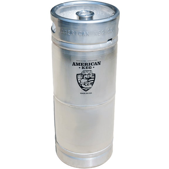 American Made 1/6 bbl Keg sold by American Keg Company
