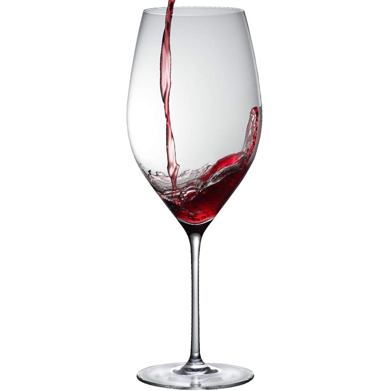 RONA Grace Bordeaux Glass 31 ¼ oz. - sold by RONA glassware