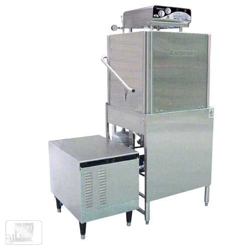 Jackson - TempStar GPX 57 Rack/Hr High-Temp Door-Type Dishwasher Commercial dishwasher sold by Food Service Warehouse