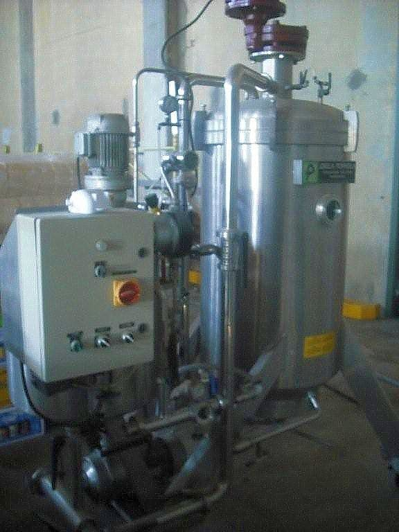 Spadoni 5M DE Filter Wine filtration sold by Ager Tank & Equipment Co.