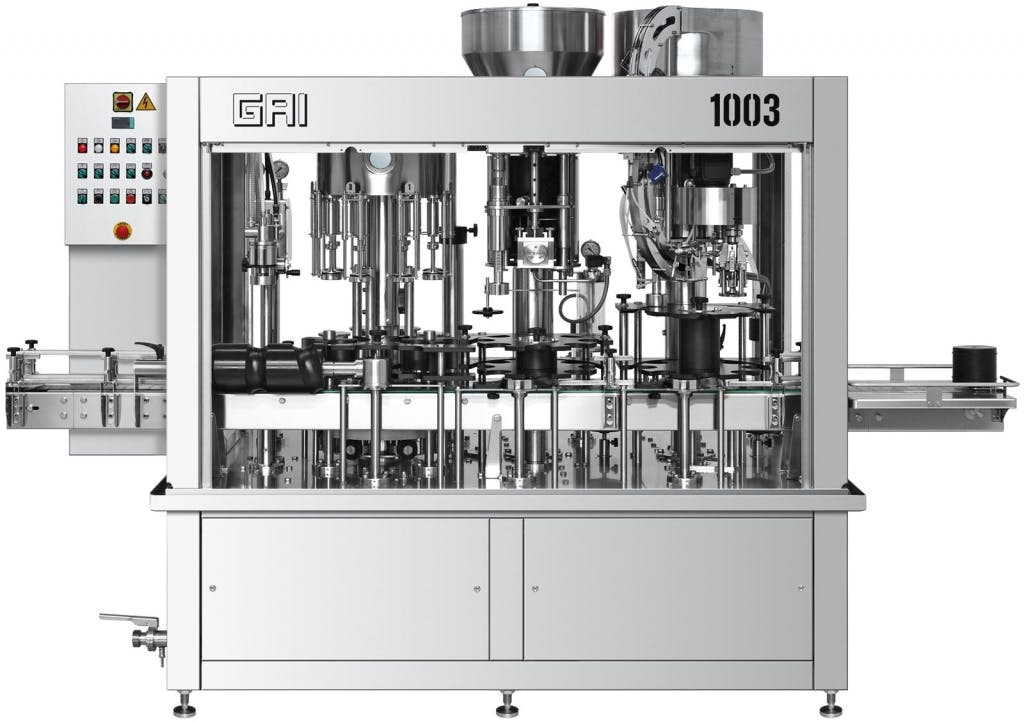 GAI 1003S-4200 top Monoblocks Monoblock sold by Prospero Equipment Corp.