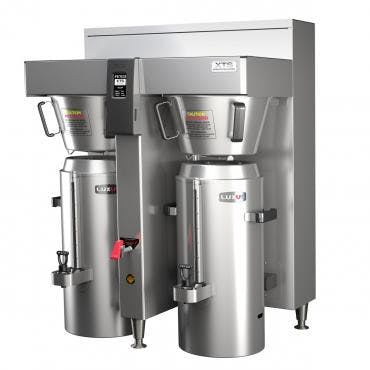 Fetco CBS-2162XTS - Extractor Brewing System - Twin Station 3 Gallon Coffee machine sold by Prima Coffee