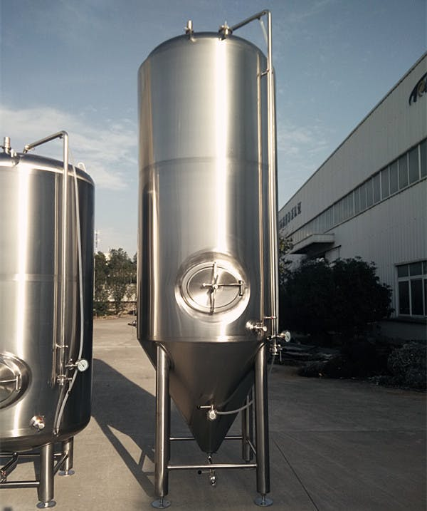 3000L Fermenters Fermenter sold by TD Tanks, LLC