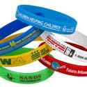 Super Saver Wristband (Item # NCNKM-FOZEN) - Promotional wristband sold by InkEasy