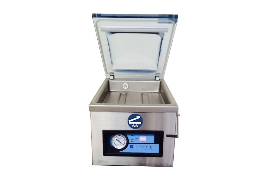 HVC-260T/1A Economy Chamber Vacuum Sealer Vacuum packaging machine sold by Sealer Sales