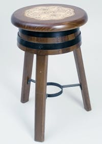 SMALL BARREL CHAIR Whiskey barrel sold by TONECOR SL