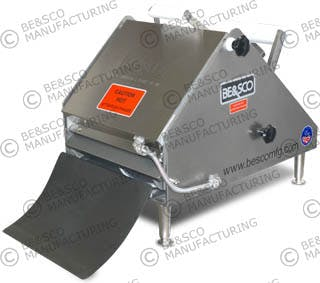 Manual Wedge Press - Model # 12M-12 Tortilla press sold by BE&SCO