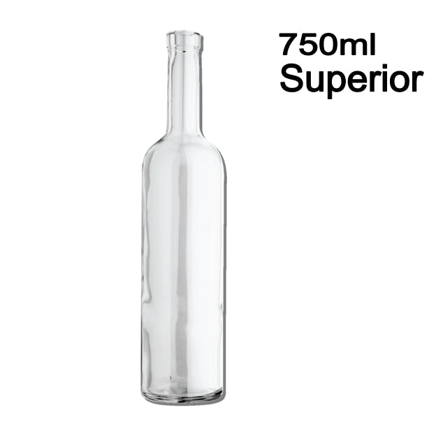 750ml Superior Liquor bottle sold by Wholesale Bottles USA