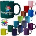 100-XX - 11oz Ceramic C-Handle Mug - Ceramic mug sold by PyroGraphics