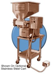 Dual Station Piston Filling Machines Bottle filler sold by Filling Equipment Co., Inc.