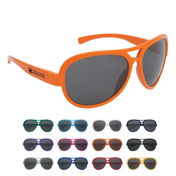 Navigator Sunglasses Promotional product sold by MicrobrewMarketing.com