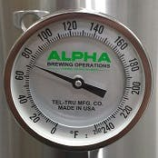 Alpha Brewing Operations Bright tank sold by Alpha Brewing Operations