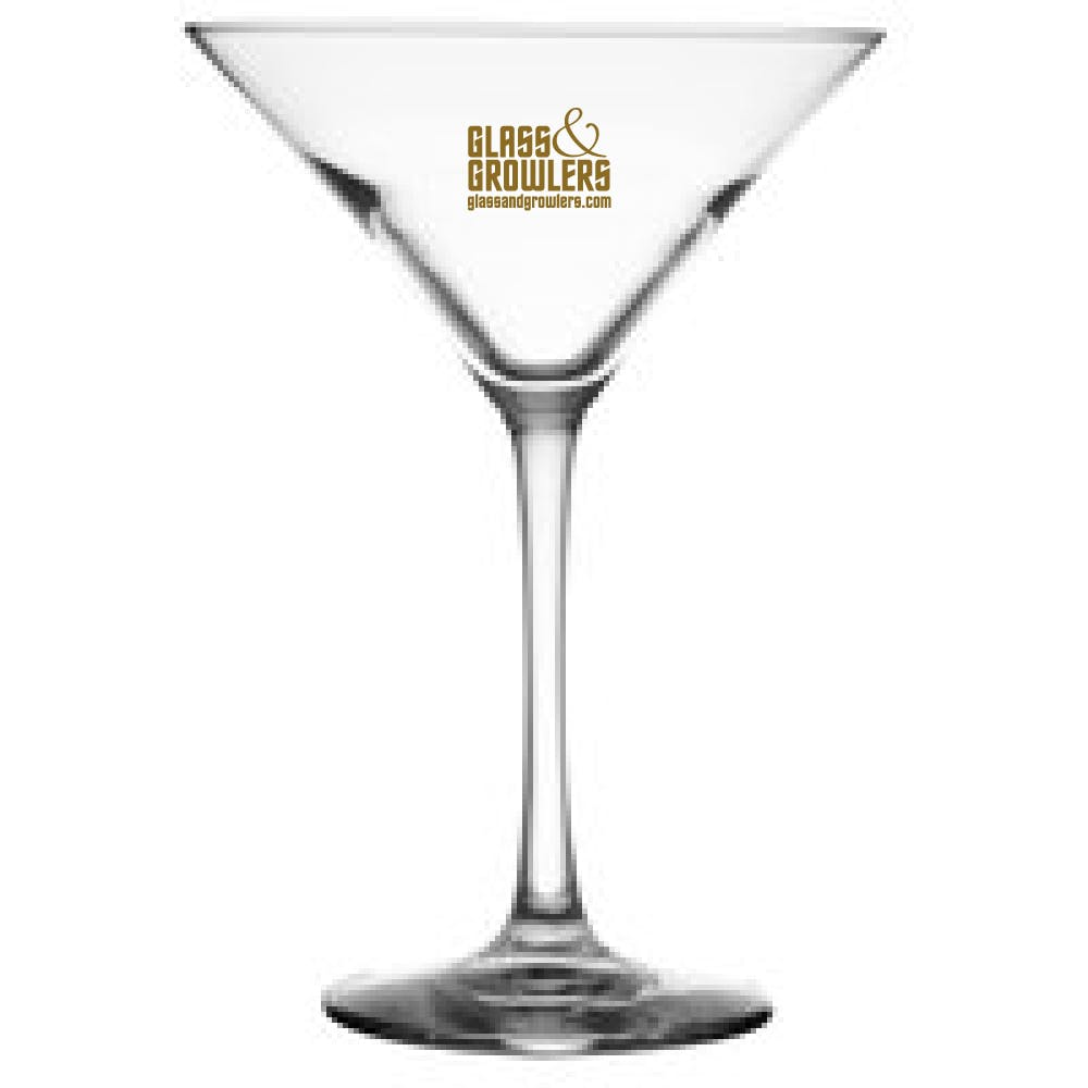 Vina Martini 8 oz Wine glass sold by Glass and Growlers