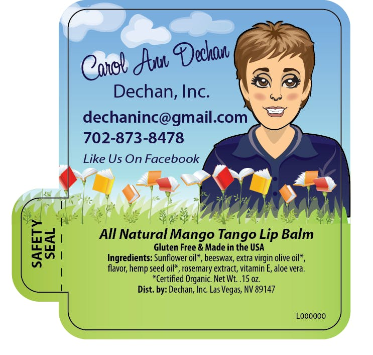 Cartoon Lip Balm Lip balm sold by Dechan, Inc. II