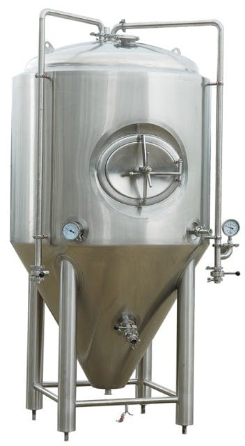 10bbl Fermenter - J/I Fermenter sold by Craft Kettle Brewing Equipment
