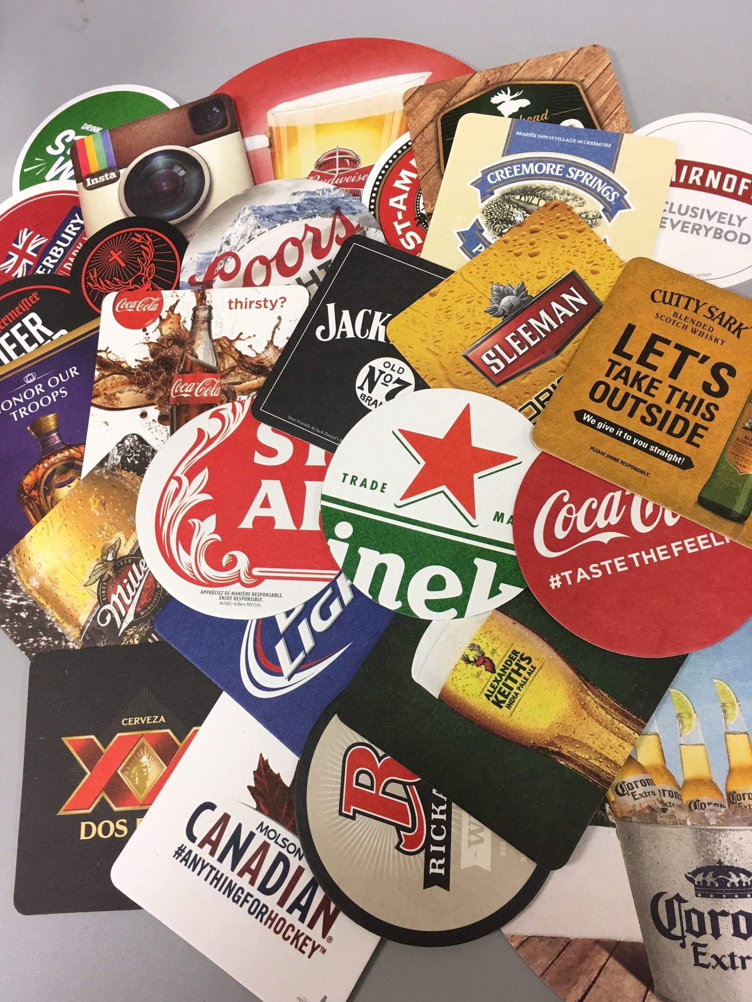 Drink Coasters Drink coaster sold by Coaster Factory