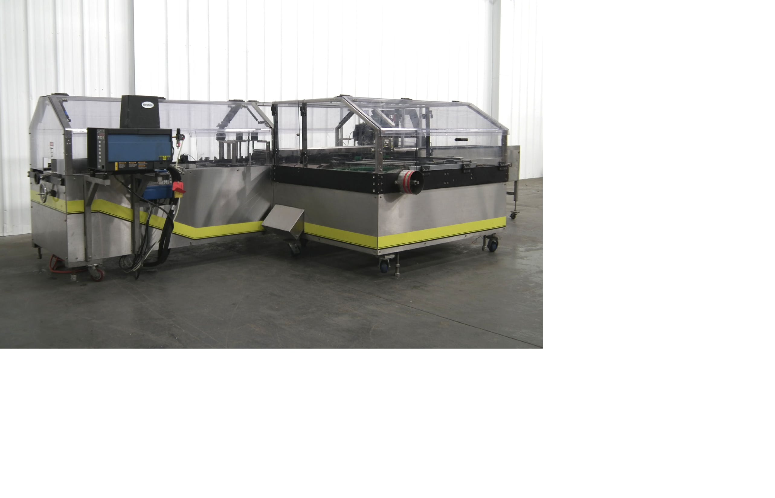 Cartoners Cartoner sold by Peak Equipment