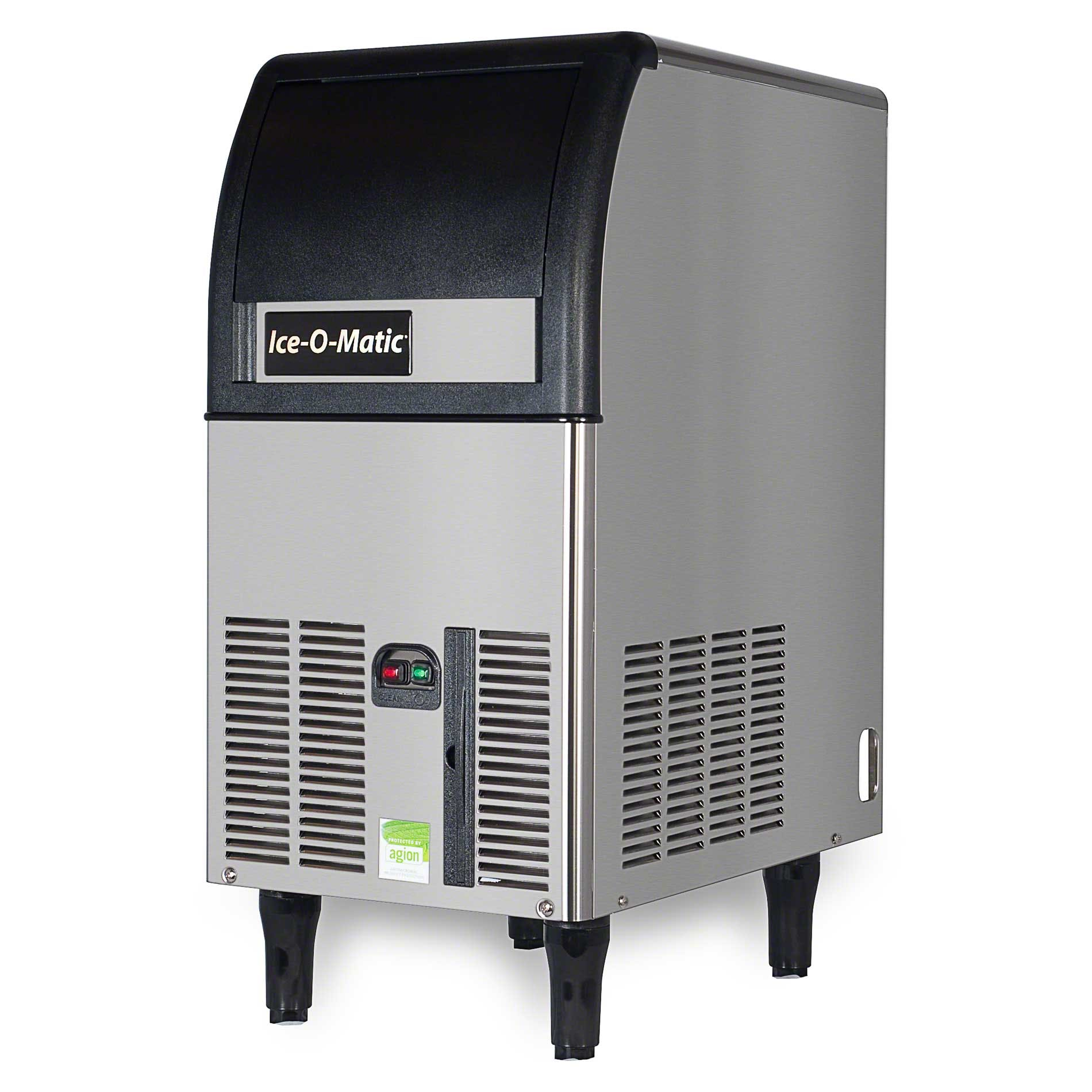 Ice-O-Matic - ICEU070 84 lb Self-Contained Cube Ice Machine Ice machine sold by Food Service Warehouse