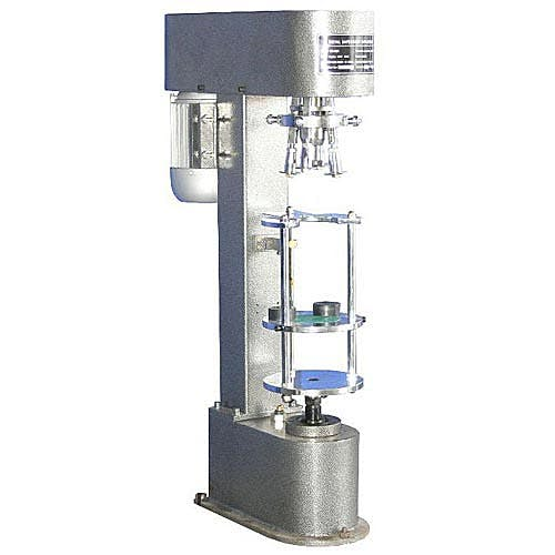 Electronic Capper for Metal Caps Perfect for Glass, PP, PE, and PET Bottles Bottle capper sold by Freund Container & Supply