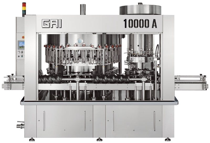 GAI 10000A/36 Monoblocks Monoblock sold by Prospero Equipment Corp.