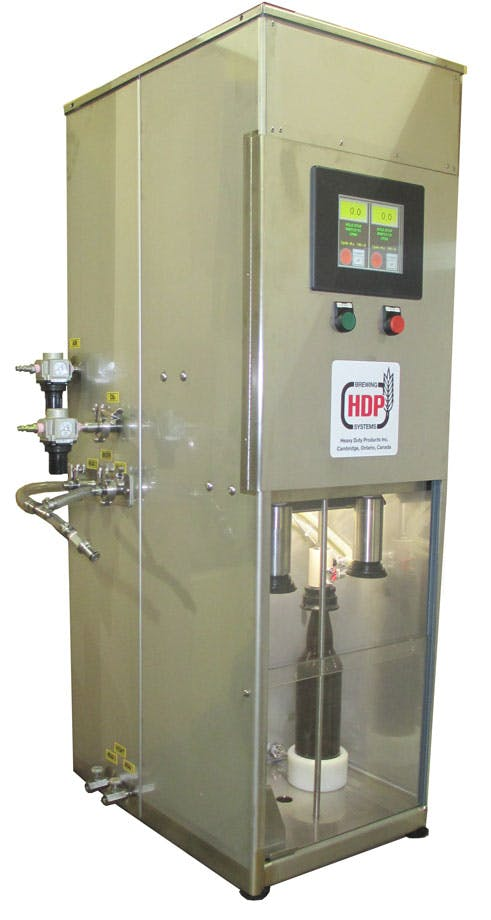 DFC2 Filler/Crowner - sold by HDP Brewing Systems