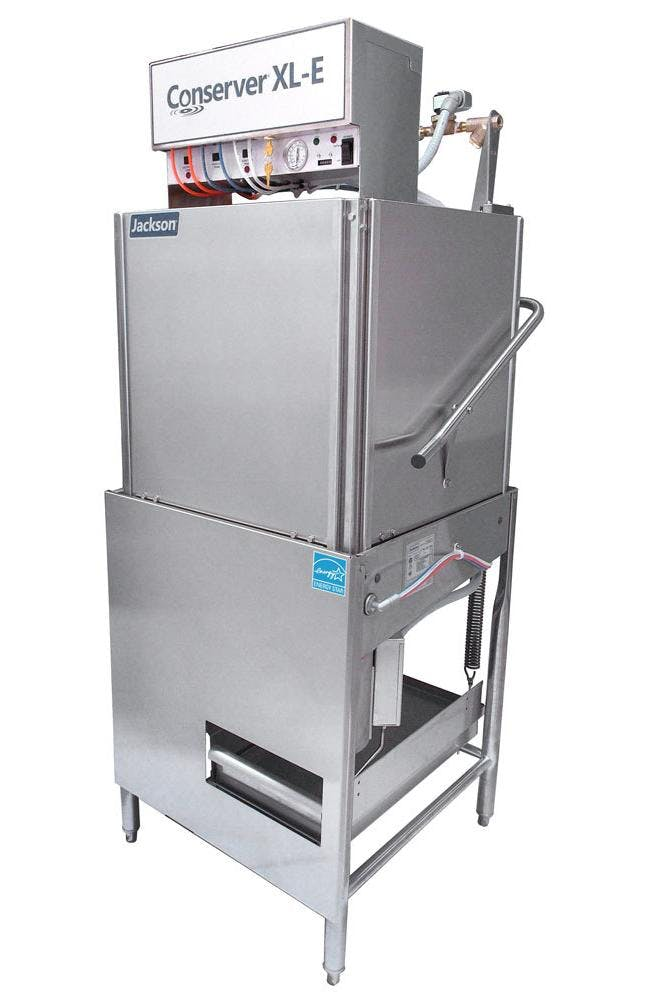 Low Temp. Door Type Commercial Dishwasher Commercial dishwasher sold by ChefsFirst