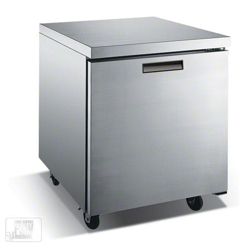 "Metalfrio - TUC27R 27"" Undercounter Refrigerator Commercial refrigerator sold by Food Service Warehouse"