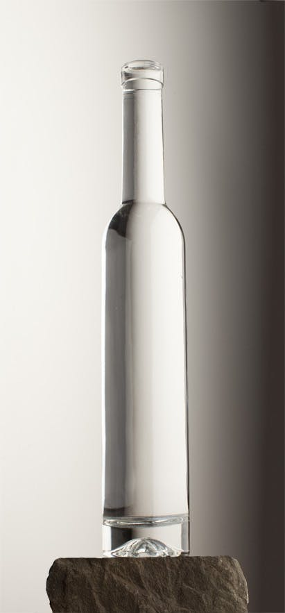 375 ML ICICLE 18.5 MM BAR TOP Liquor bottle sold by Brad-Pak