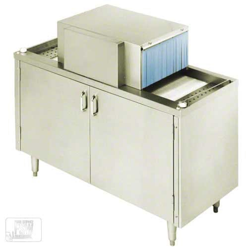 Champion - CG4 2,000 Glass/Hr Low Temp Pass-Through Glasswasher Commercial dishwasher sold by Food Service Warehouse
