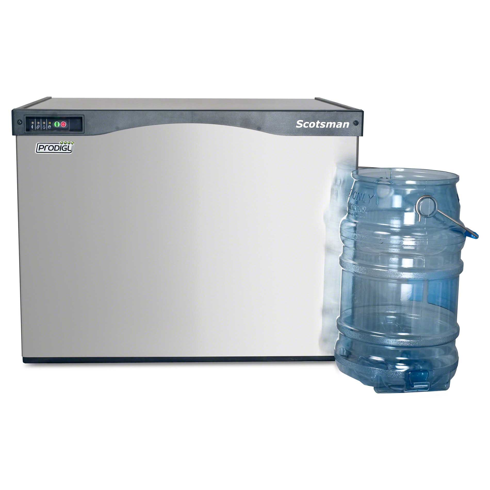 Scotsman - C0330SW-1A 400 lb Half Size Cube Ice Machine - Prodigy Series Ice machine sold by Food Service Warehouse