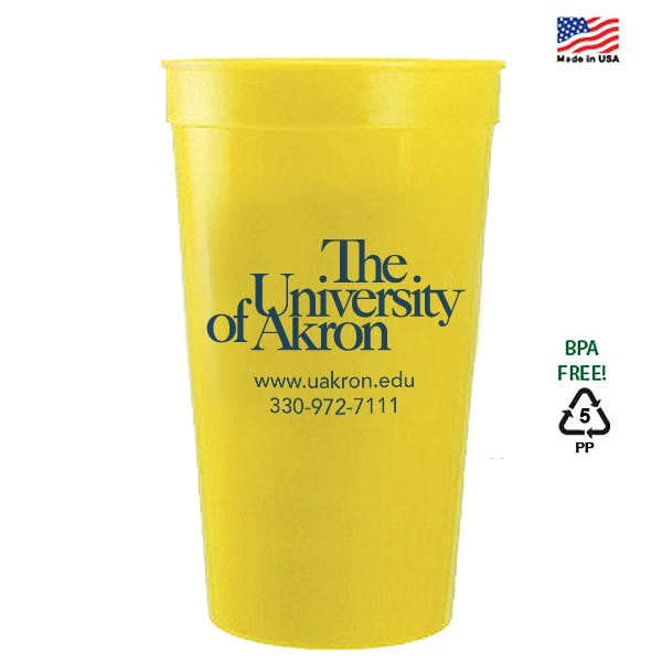 32oz. Stadium Cup Plastic cup sold by MicrobrewMarketing.com
