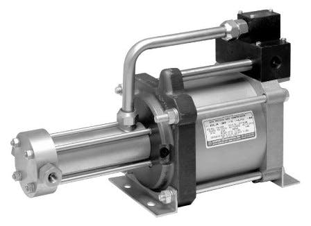Air Amplifier Air compressor sold by High Pressure Technologies
