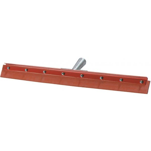 "Flo-Pac® 18"" Red Gum Rubber Floor Squeegee"