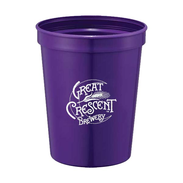 Rally 16-oz. Stadium Cup Plastic cup sold by MicrobrewMarketing.com