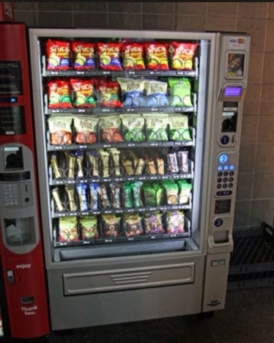 Refurbished Snack, Soda, Combo, Cold Food, Frozen Food