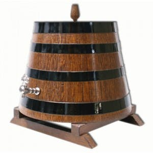 BARREL OF 4 LITERS CONO Barrel sold by TONECOR SL