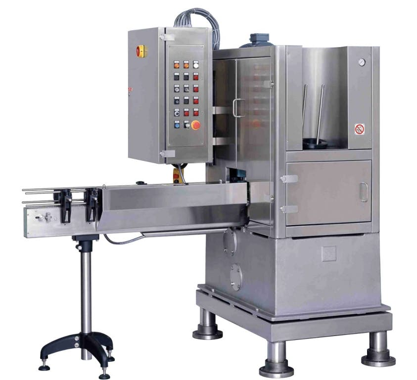 Bonicomm B 60 L Can sealers Can sealer sold by Prospero Equipment Corp.
