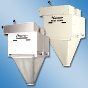 Hamer-Fischbein - 600NW+ Net Weigh Scales Bag filling machine sold by Package Devices LLC