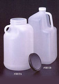 Square Jug Plastic bottle sold by Kaufman Container Company