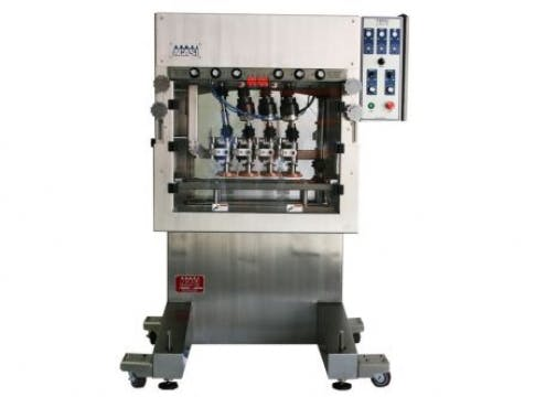 Inline Bottle Cap Tightener - Model CAI Bottle capper sold by ACASI Machinery