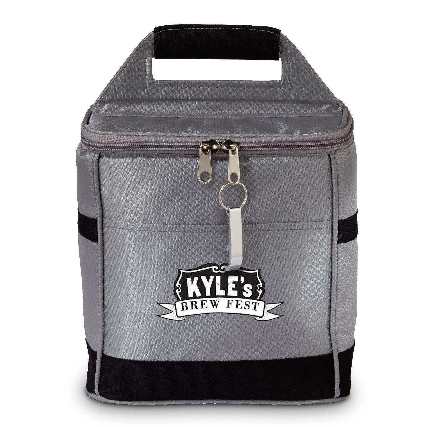 MicroBrew Six Cooler Insulated cooler sold by MicrobrewMarketing.com